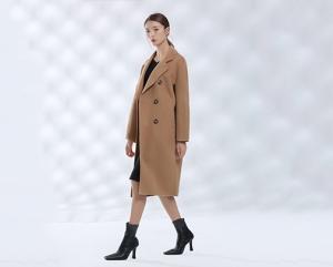 看大衣首先看搭配 女士大衣搭配的技巧