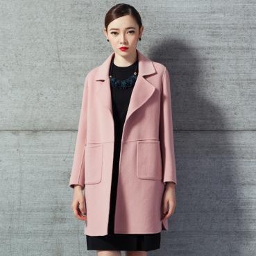 为什么双面呢大衣这么贵?