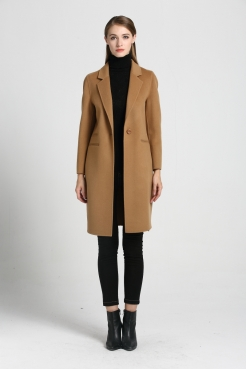 【百科】你真的会区分双面羊绒大衣和双面羊毛大衣吗?