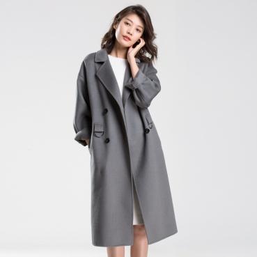 时髦的双面呢大衣为什么这么贵!?很多菇凉都不知道!!
