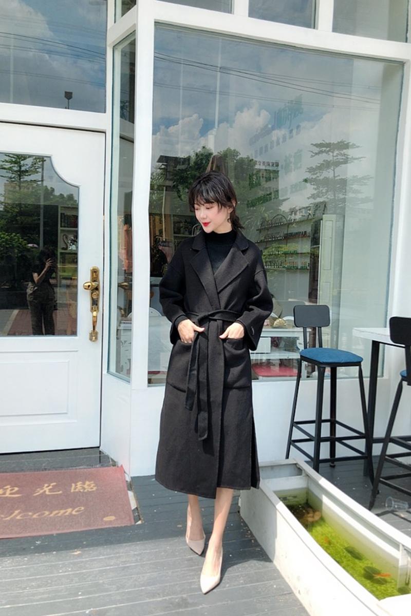 905黑色外套